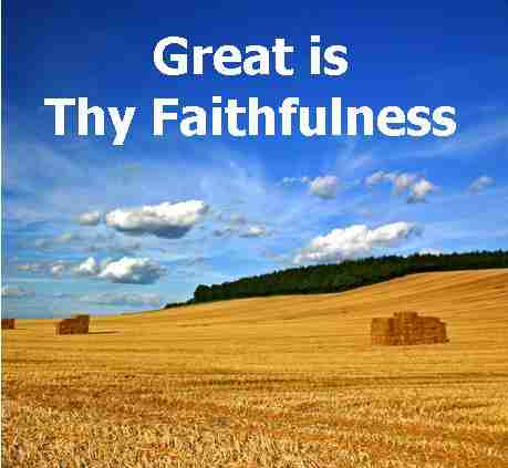 Freedom Fighters | Great is Thy Faithfulness
