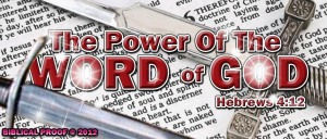 the-power-of-the-word-of-god
