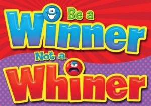 winner whiner