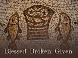 Broken Blessed Given