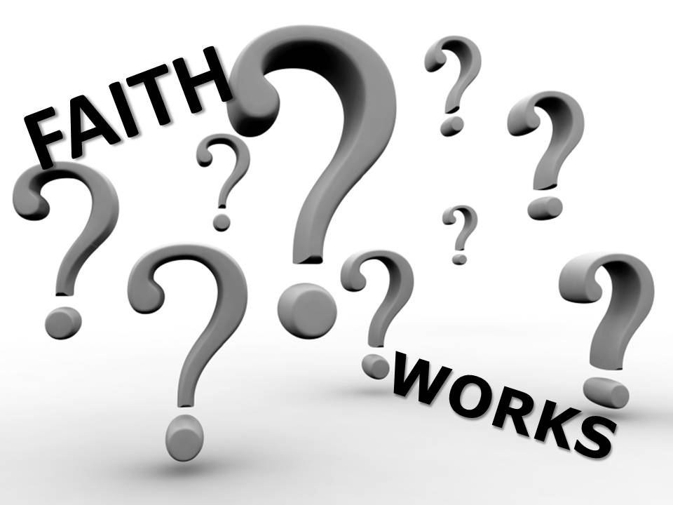 Is By Faith Or Works That I Am Saved Freedom Fighters