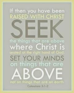 Colossians 3 1-2