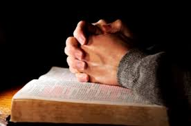 Read God's Word and Pray