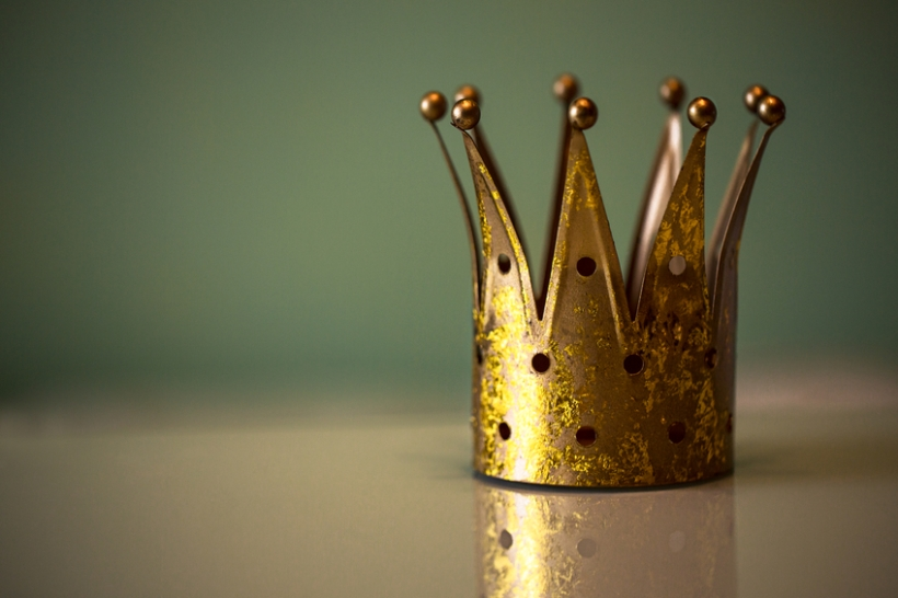 Dekoration King`s crown