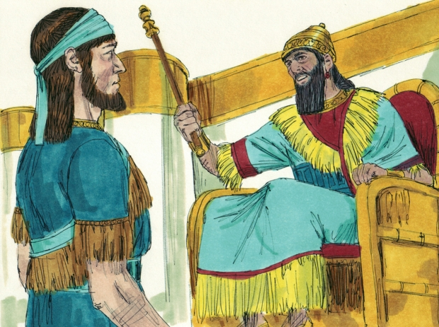King Nebuchadnezzar and Zedekiah