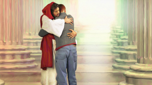 Jesus Hugging Guy HD.png